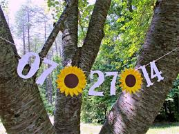 sunflower wedding decorations emejing sunflower wedding decorating ideas images styles ideas