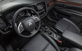 mitsubishi galant 2015 interior outland u0026 overland mitsubishi outlander the traveler mag blog