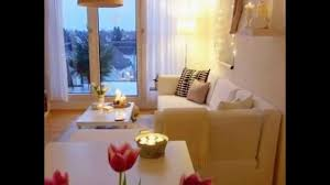 Small Livingroom Design by How To Make A Cozy Small Living Room Youtube