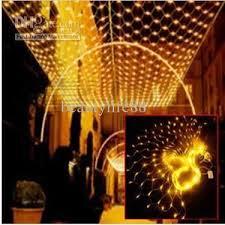 cheap 6mx4m colorful 720 led led decorative light net light