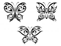 tag butterfly designs your ankle best design