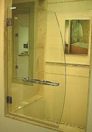 Half Shower Doors Gallery Design Of Bathroom Lsdigitaldesign His And Hers