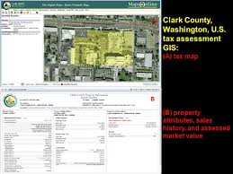 clark county gis maps an electrical utility application of gis application of a gis for