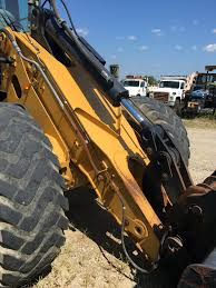 caterpillar 930g rubber tired wheel loader florida truck