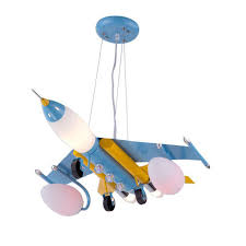 ceiling light toys for babies iron airplane boy s room hanging l creative kid s room pendant