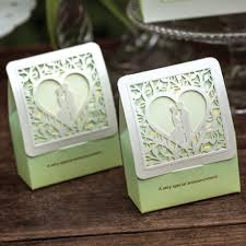 mint wedding favors lawn mint green wedding favor box candy box ewfb163 as low as 0 93