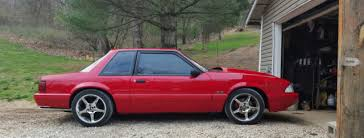 1993 mustang lx for sale 93 mustang lx 5 0 notchback for sale photos technical