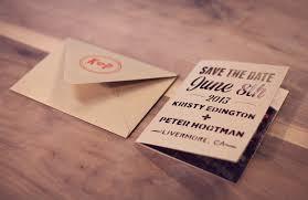 Diy Save The Dates Save The Date U2014 Peter Hootman Creative Director U0026 Motion Designer