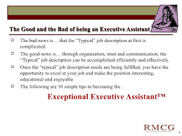 Sample Of Executive Assistant Resume by Exceptional Executive Assistant
