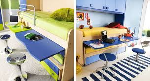 bedroom blue bunk bed glow pillows for kids pictures of bedrooms