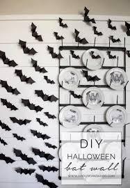diy halloween bat wall shiplap u0026 bats oh my hello allison