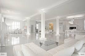 White Interior Design - White interior design ideas