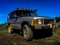 2004 land rover discovery off road 4k land rover discovery 2 td5 slayley forest off road youtube