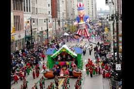 thanksgiving day parade metro detroit events