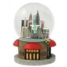 macy s collector new york skyline snow globe findgift