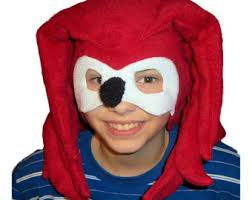 Sonic Halloween Costume Sonic Hedgehog Costume Etsy