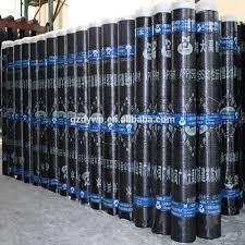 3mm 4mm waterproof membrane 3mm 4mm waterproof membrane suppliers