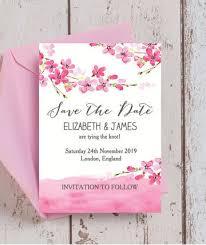 Cherry Blossom Wedding Invitations Cherry Blossom Wedding Invites U0026 Stationery