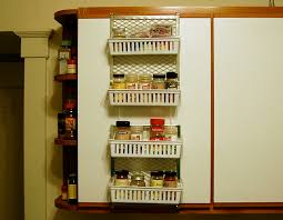 wall spice cabinet with doors 7 wall mounted no drill spice rack