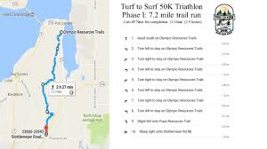 Bremerton Washington Map by Turf To Surf 50k Triathlon Silverdale Wa 2017 Active