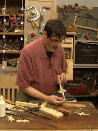 make a decorative star with paul sellers popular woodworking