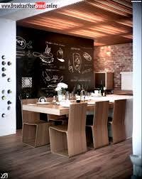 tafelfarbe küche wandgestaltung küche tafelfarbe akzentwand holzmöbel