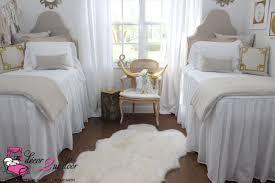 neutral tan white dorm room farmhouse style shabby chic decor
