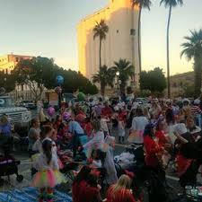 When Is The Parade Of Lights Downtown Tempe Az