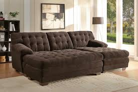 microfiber sectional with ottoman microfiber sectional with oversized ottoman cape atlantic decor