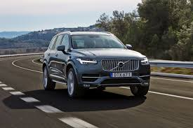 brand new volvo truck strong early demand for all new volvo xc90 volvo car group