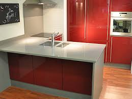 plan de travail cuisine en plan de travail pour cuisine ou salle de bains en quartz compac