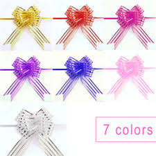 bows and ribbons pull bows ebay