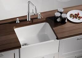 Belfast Sink Ceramic Belfast Kitchen Sinks From Blanco UK BLANCO - Belfast kitchen sink