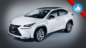 2016 lexus rx youtube 2016 lexus nx compact suv production version youtube