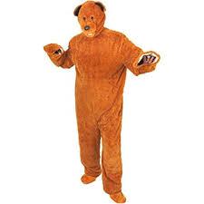 Amazon Halloween Costumes Amazon U0027s Teddy Bear Halloween Costume Size Clothing