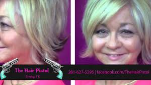 the hair pistol beauty salons in crosby youtube