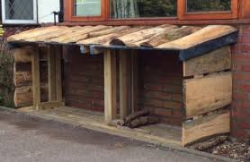 how to build wood shed from reclaimed materials for free