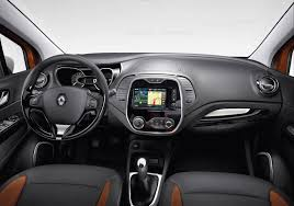 captur renault black renault captur j87 unveiled