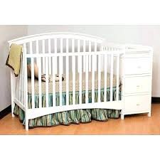 Baby Cribs With Changing Tables Cribs With Changing Tables Crib Changing Table Combo Walmart