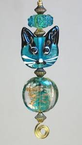 cat ceiling fan pulls beaded ceiling fan pull approximately 3 inches in length made from