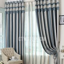 Blue Grey Curtains Fabulous Blue And Gray Curtains And Blue And Grey Vertical Striped