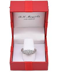 Where Does The Wedding Ring Go by Womens Engagement And Wedding Rings Macy U0027s