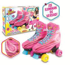 roller skates with flashing lights disney soy luna ambar roller skates training original serie tv all