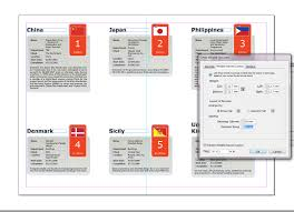 designing and data merging with multiple records in indesign cs6 or cc
