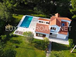 family house with pool for rent konavle luxury croatia