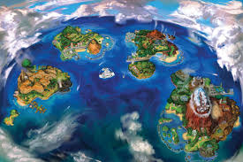 Future Map Of The World by