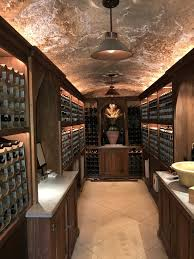 about fainting goat custom home wine cellars dallas forth worth