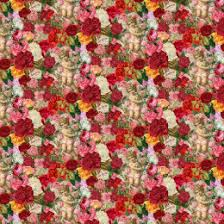 retro wrapping paper garden wrapping paper zazzle