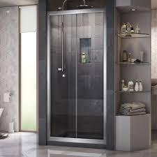 Frame Shower Doors by Dreamline Butterfly 30 In To 31 1 2 In X 72 In Framed Bi Fold