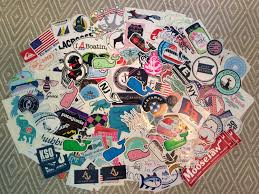 preppy decals build your preppy sticker collection for free preppy with